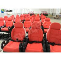 Cheap 5D Luxury Movie Theater Seat Electric Hydraulic And Pneumatic Mobile Seats for sale