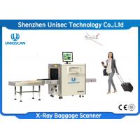 Quality SF5636 X Ray Baggage Scanner Tunnel Size 560 * 360 For Prison / Hotel wholesale