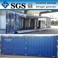 Quality Container Type PSA Nitrogen Generator For Marine Industry and Oil Tanker wholesale