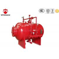 Quality Bladder Tank Foam Proportioning Machine 3% 6% Carbon Steel Red For Firefighting wholesale