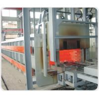 Quality Pusher tempering, normalizing furnace production line for auto and tractor industry  wholesale