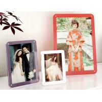Quality colorful acrylic photo frames wholesale