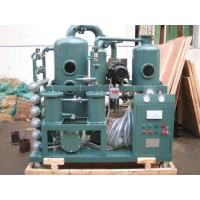 Quality HV Transformer Oil Degas Oil Purifier Oil Dehydration Unit wholesale