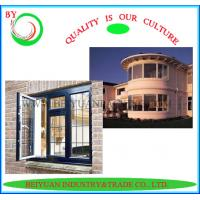 Quality Aluminum alloy double glass windows and doors thermal break wholesale