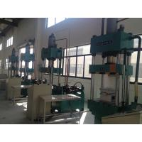 China Professional 100T Manually Operated Hydraulic Press Machine For Metal Flanging on sale