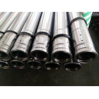 Quality Precision ST52 Hollow Round Bar Hard Chrome Plated Rod Tempered with ISO9001:2008 wholesale