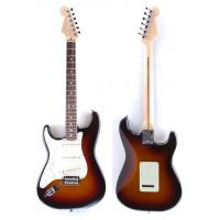 China Left Hand 39inch Solidwood Fender Stratocaster Style Electric Guitar AG39-ST2 on sale