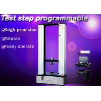 Buy cheap Programmable Control Mode Electronic Universal Testing Machine from wholesalers