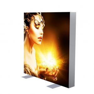 Cheap Advertising LED Light Box Backlit Frameless Led Fabric Light Reinforced for sale