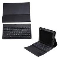 China Lithium Ion Battery Blutooth Xoom ABS Keyboard Case With Power Management Software on sale