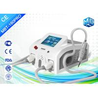 Quality Multifunctional Nd OPT SHR Hair Removal Machine With RF lift 2500w wholesale