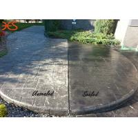 Quality Acrylic Type Water Based Concrete Sealer In Transparent High Glossy Ph 8.5 - 9.5 wholesale