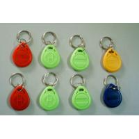 China TOPAZ512 chip RFID keychain / NFC large-capacity chip key ring on sale