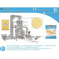 Quality Automatic high speed Packing Machine granule packing machine vertical packaging machine auto weighing packing machine wholesale