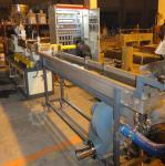 Quality PP PE mastbatch with Coca3  twin screw extruder machine/granulation machine/ pelletizing machine wholesale