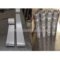 China China Extruder Screen Reverse Dutch Weave Mesh For Filteration and Seperation on sale
