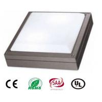 Quality 20W Square Outdoor LED Wall Light With  Chip , High Power IP65 Led Wall Pack Light wholesale