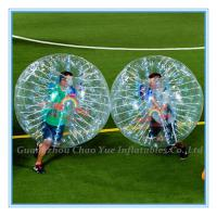 Quality Wholesale New Design Inflatable Bumper Ball,Loopy Ball,Human Bubble Ball(CY-M2729) wholesale