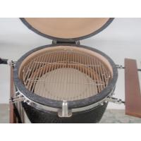 "Cheap 21"" Kamado Grills Ceramic BBQ Kamado (Charcoal BBQ)-JX21002-B for sale"