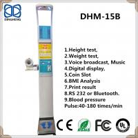 China DHM-15B Medicale and Personal Cooking Use Digital Electronical Kitchen Scale Height and Weight Measuring machine on sale