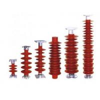 Buy cheap High Voltage Long Rod 330Kv Composite suspension Silicon Insulator product