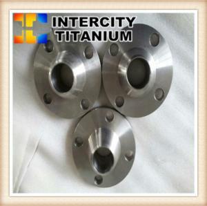 ANSI B16.5 Forged flange Gr2 Titanium flange china manufacturer supplier