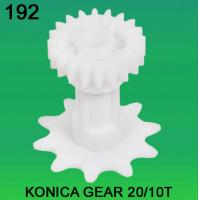 Quality GEAR TEETH-20/10 FOR KONICA minilab wholesale