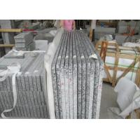 Quality Polished Granite Grave Slabs , Grey Slovakia Style Headstone Markers Granite wholesale