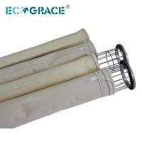 Quality Fiberglass Filter Bag Dust Collector Filter Bag Cement Plant Dust Collector System wholesale