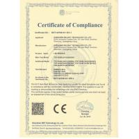 Shenzhen Relight Technology Co.,Ltd Certifications