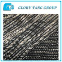 Quality 2017 popular 100% polyester knitted fabric for lady