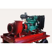 Quality Diesel powered water pumps by CUMMINS engine for flood control wholesale