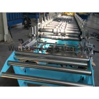 Quality PLC control Metal Roof Panel Roll Forming Machine GI, PPGI Material wholesale