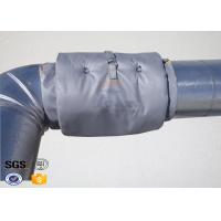 Quality High Temperature Recycled Thermal Insulation Covers , Flange Thermal Covers wholesale