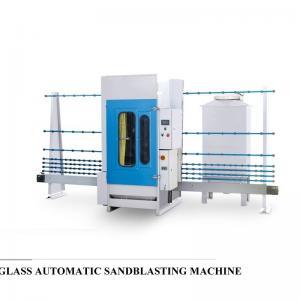 China Professional Auto Glass Processing Equipment Glass Sandblasting Machine on sale