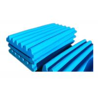 Quality Steel Casting Components Wear Resistant Castings Steel Crusher Jaw Plate Parts wholesale