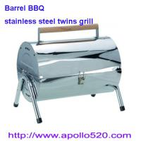 Quality Barrel BBQ Outdoor Barbecues wholesale
