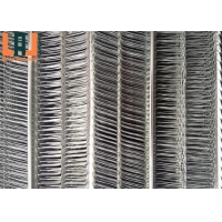 Stiffened Expanded Metal Lath ASTM A924 Standard Galvanized Steel for sale
