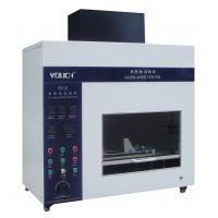 Cheap Lcd Display Hazard Glow Wire Test Apparatus Plastic Material Burning Test for sale