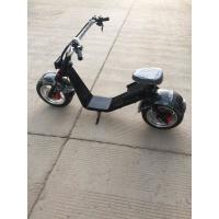 Buy cheap Cool sport high quality Citycoco/Scrooser two wheel, 1000w electric motorcycle vespa electric scooter for men product