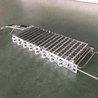 Quality Finned Type Evaporator With Aluminum Material Tube And Fin For Refrigeration Equipment wholesale