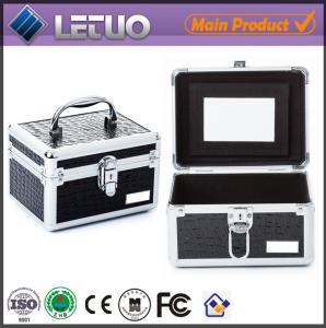 LT-MC324 Vanity Case beauty cosmetic makeup bags natural make up case