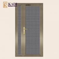 Quality Aluminium Security Screen Doors For Forced Entry Prevention Model: 86 wholesale