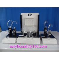 Quality Practical and simple plexiglass watch display rack, acrylic watch display stand wholesale