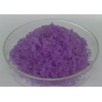 Quality Purple Rare Earth Nitrates Neodymium Nitrate Hexahydrate Crystal For Colours Glass wholesale
