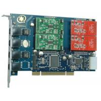 TDM410P with 2FXO&2FXS Asterisk Card for VOIP Call Center