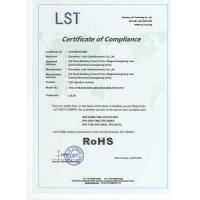 Shenzhen bohongtai technology co.,ltd Certifications
