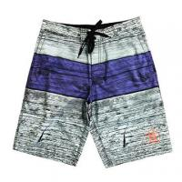 Buy cheap Fashionable Design Printed Beach Shorts, Breathable, Nontoxic, Quick Dry, Soft from wholesalers