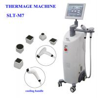 Quality Non-surgical Thermage Bipolar RF Beauty Machine For Skin Tightening , Wrinkle Removal wholesale