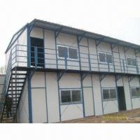 Quality Structure House, Panel House, Insulated Panels, Low Cost, Durable Structure, Convenient Relocation wholesale